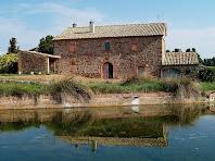 La Casa Nova del Morisco amb la seva cisterna