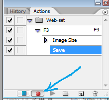 Программируем действия в Adobe Photoshop