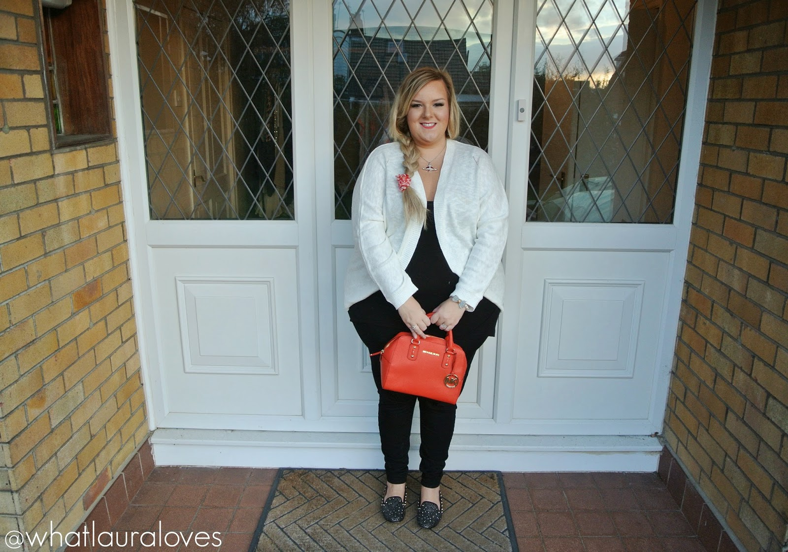 plus size casual outfit michael kors