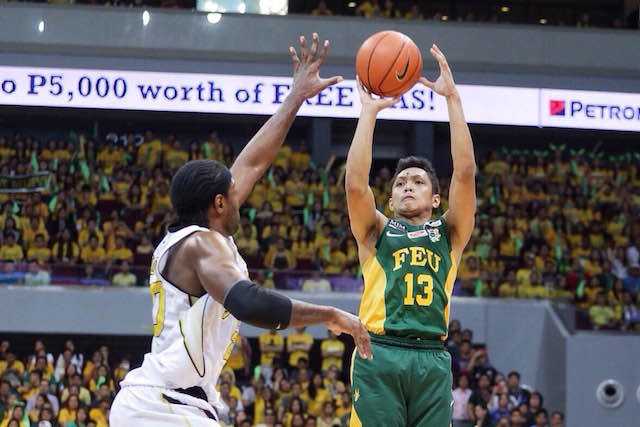 FEU clinches 2015 UAAP men's basketball crown