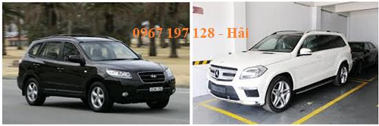 Cho thuê xe 4 - 7 chỗ chuyên nghiệp giá rẻ nhất tại Hà nội