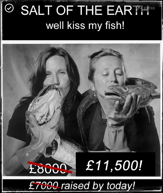 OVER £10,000 RAISED SO FAR!