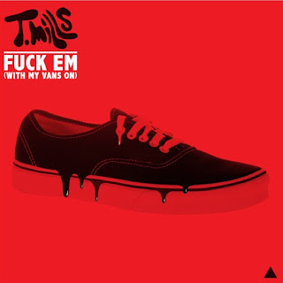 T. Mills - Vans On Lyrics