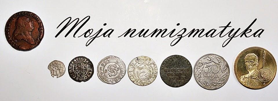 Moja numizmatyka