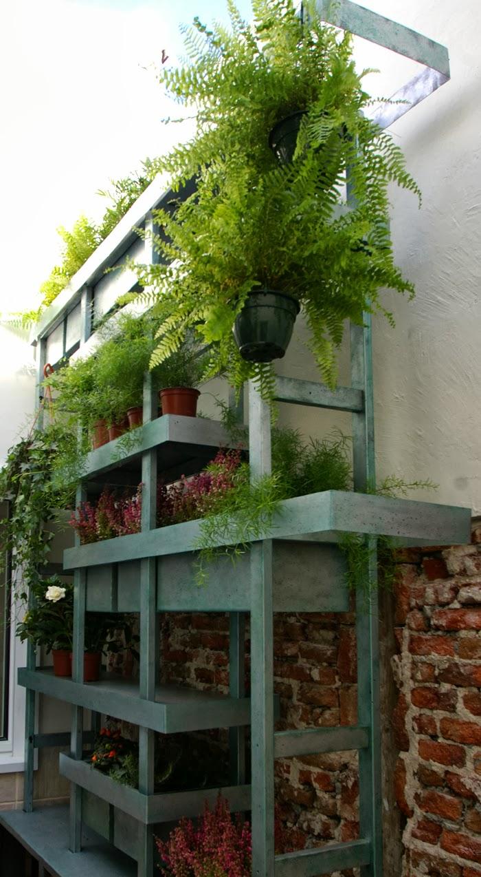 Missjardin un mueble jard n vertical for Jardin vertical pequeno