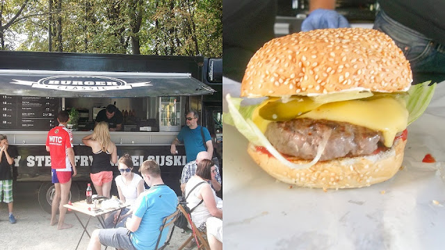 Food Truck Classic Burger opinie