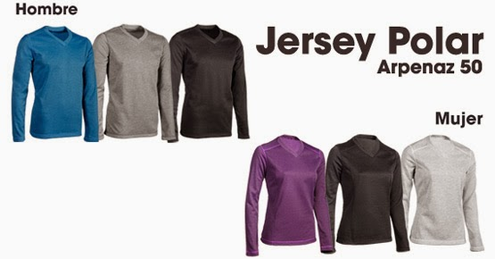 jersey polar Decathlon