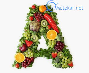Pengertian Vitamin A, fungsi vitamin A