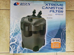 CANISTER/ EXTERNAL FILTER RESUN EF-600