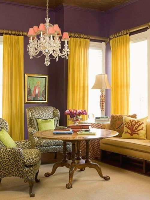 sadie stella monday musings yellow curtains