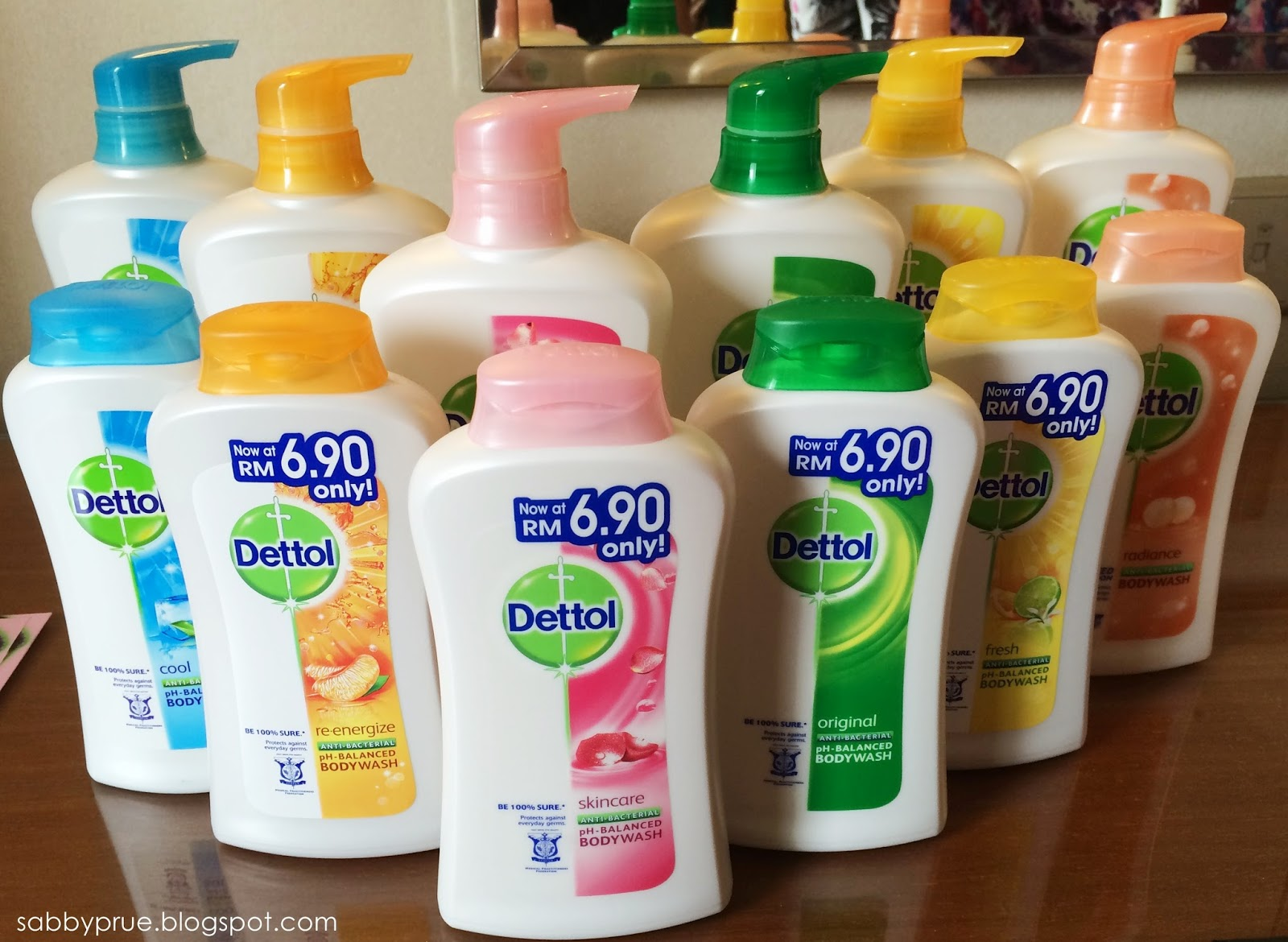 Keep The Germs Away With Dettol Ph Balanced Bodywash Sabby Detol I Am Going To Show All Of You A Test Using Pen Determine How Can Help Retain Skin Moisture And Preserving