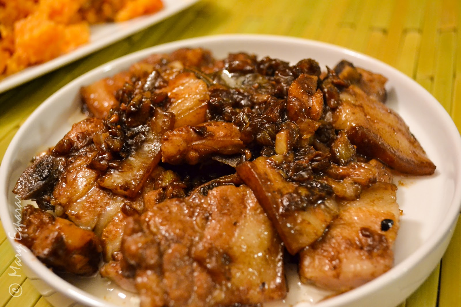 Pork Adobo Recipe — Dishmaps