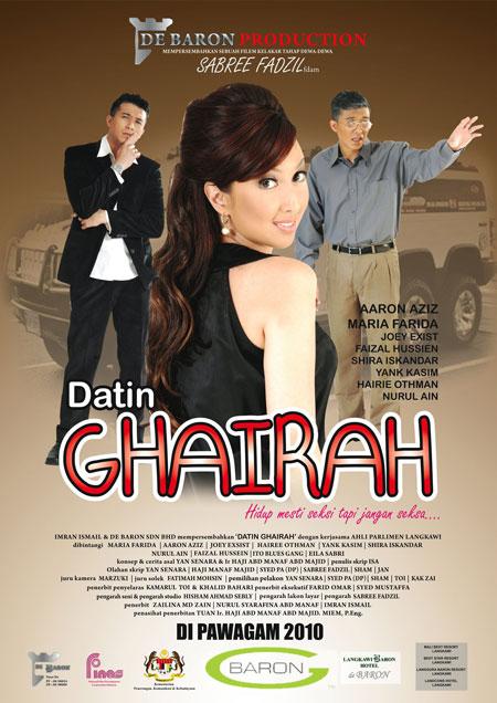 DATIN GHAIRAH (2011)