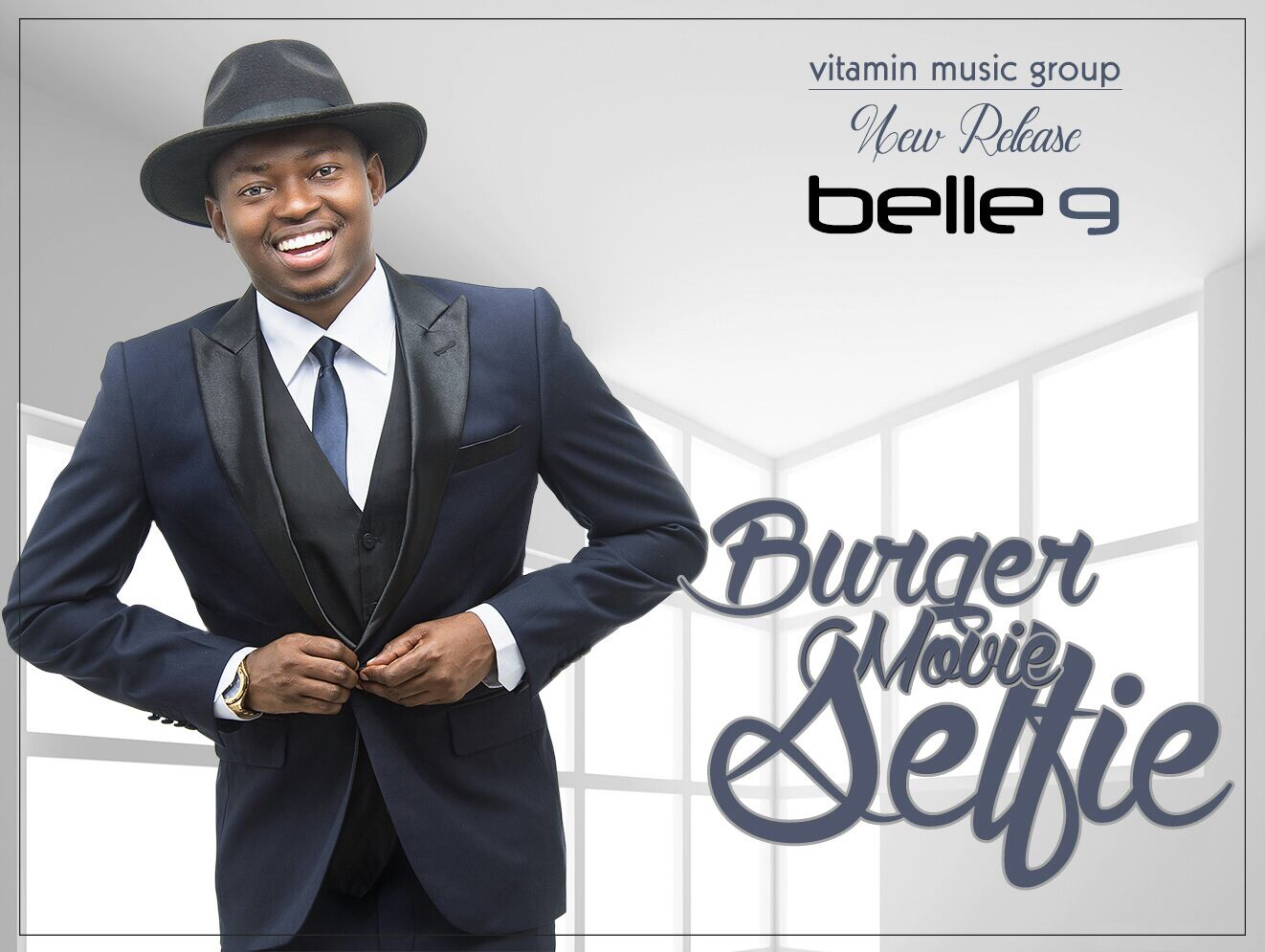 New AUDIO   BELLE 9 - BURGER MOVIE SELFIE   Download/Listen