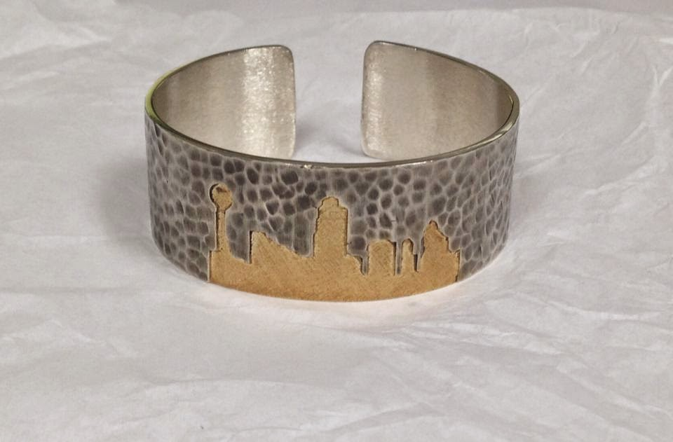 dallas skyline jewelry