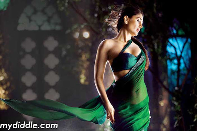 Kareena Kapoor Hot Saree Wallpapers