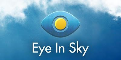 Consulta el tiempo meteorológico con Eye In Sky Weather
