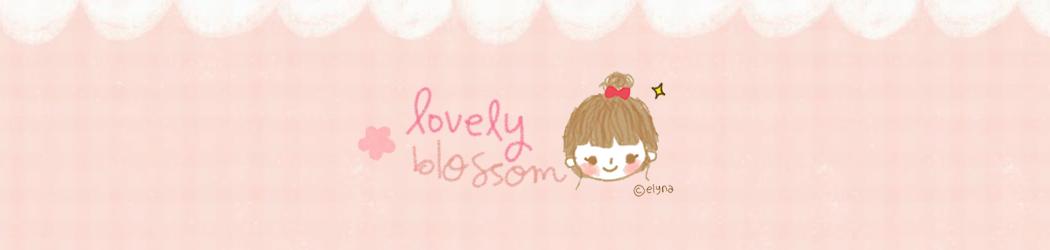 lovely like blossom