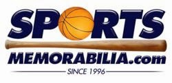 Check out this site for authentic sports memorabilia!