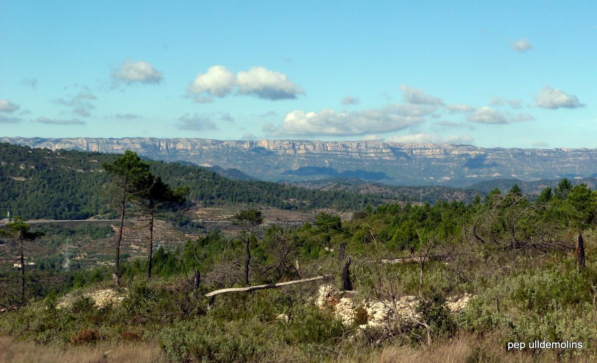 Le petit roc itinerari de pedra seca pradell de la teixeta for La serra progetta le planimetrie