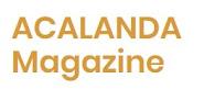 Colaboraciones en ACALANDA MAGAZINE (Diciembre 2016 -  Mayo 2018)