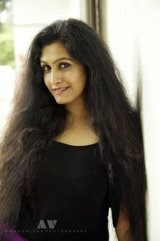 Malayalam Serial Actress Kavitha Nair Kavitha nair hot photos in