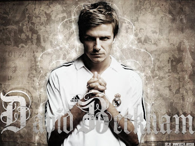 David Beckham Wallpapers 2010