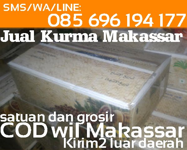 Distributor Kurma Makassar