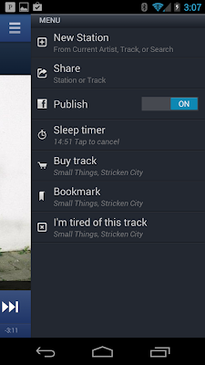 Pandora for Android, iPad and iPhone update brings Sleep Timer and NissanConnect features
