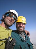 Escaladas guiadas al Picu urriellu , Naranjo de Bulnes guiasdelpicu.com Fernando Calvo