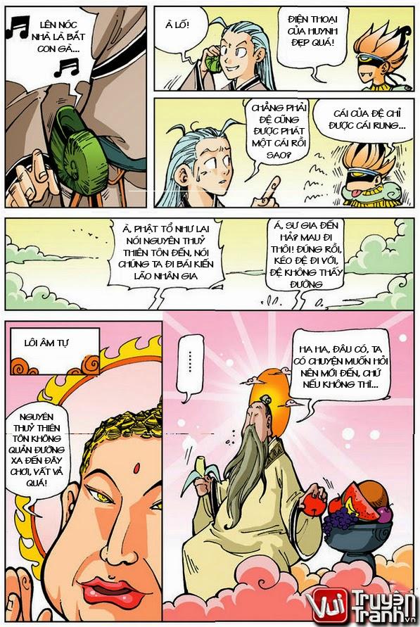 Tế Công truyền kỳ Chap 24 - Trang 5