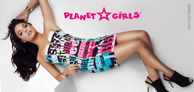 Coleção Planet Girls Verão 2013