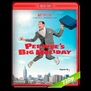 Pee-Wees Big Holiday (2016) WEBRip 720p Audio Dual Latino-Ingles