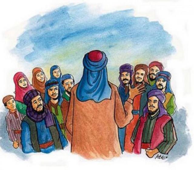 Kisah Said bin Amir Al-Jumahi Dan Umar Bin Khattab