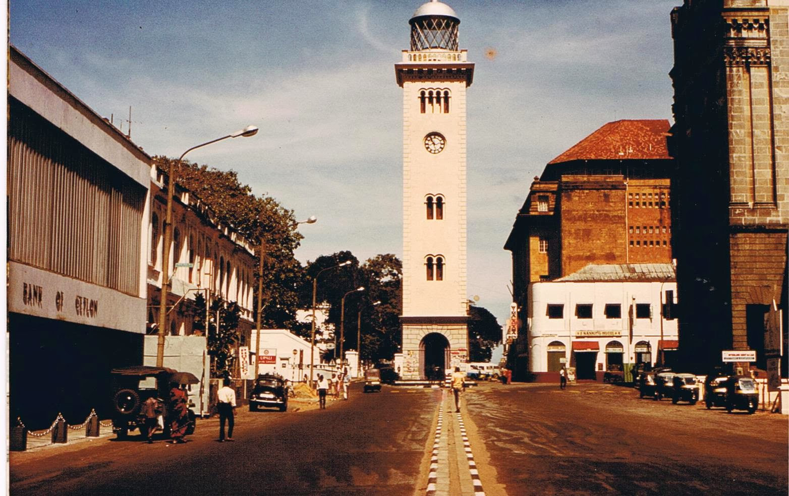 Sri Lanka en 1980