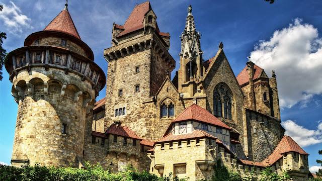 Kreuzenstein Castle, Austria