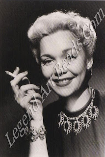 My Love Come Back, showing Jane Wyman wearing a Joseff of Hollywood necklace, which would fetch £650-85o ($1,100-1,500).