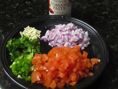 Mexican Mild Tomato Salsa 1