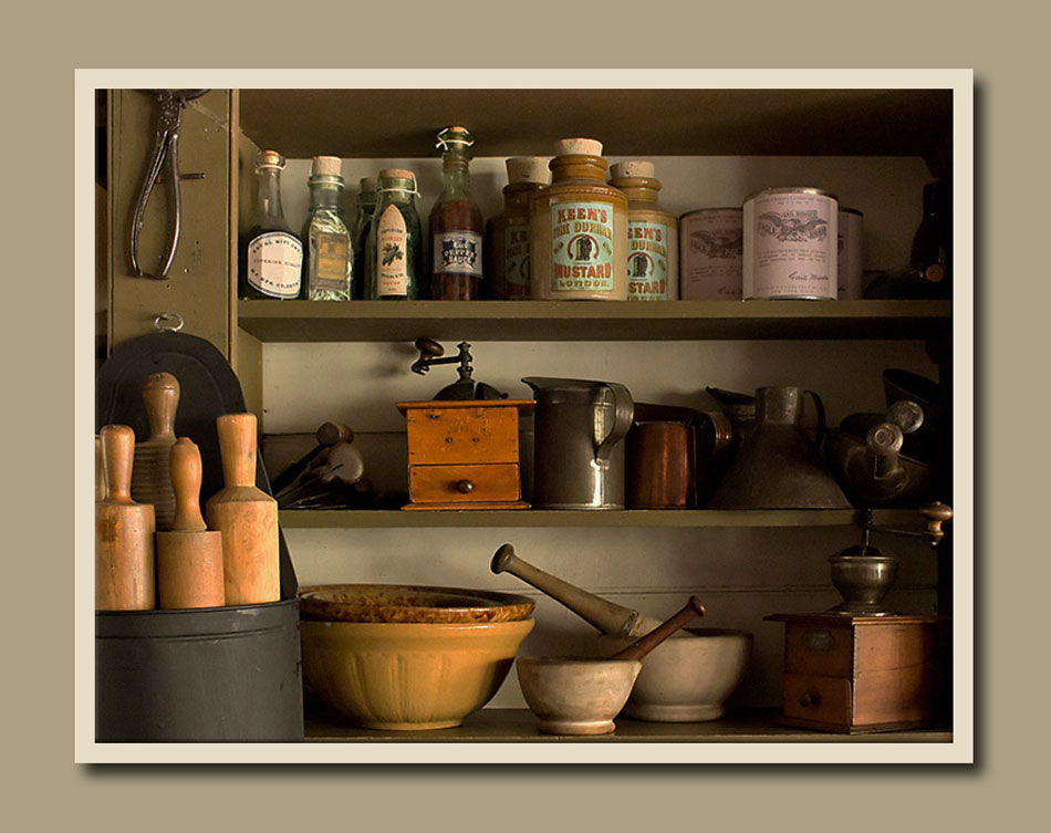 Various items for sale at Laskay Emporium at Black Creek Pioneer Village.  Holly Cawfield Photography