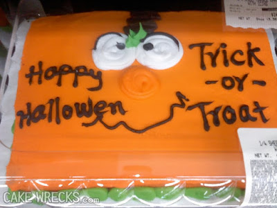Trick or Troat
