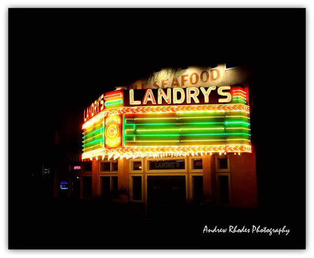 Landry's Seafood~ A Gulf Coast Tradition since 1974 in Downtown Pensacola, FL