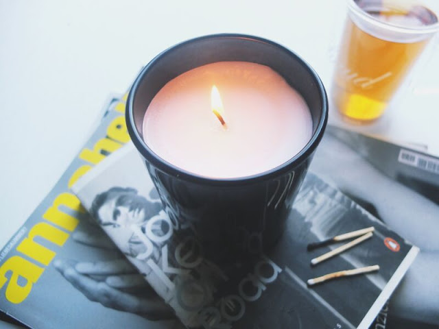 Rituals, Under A Fig Tree, Candle, Review