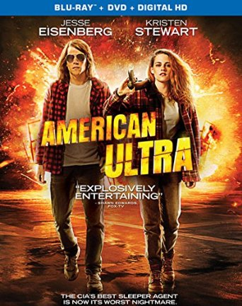 American Ultra (2015) HD Latino