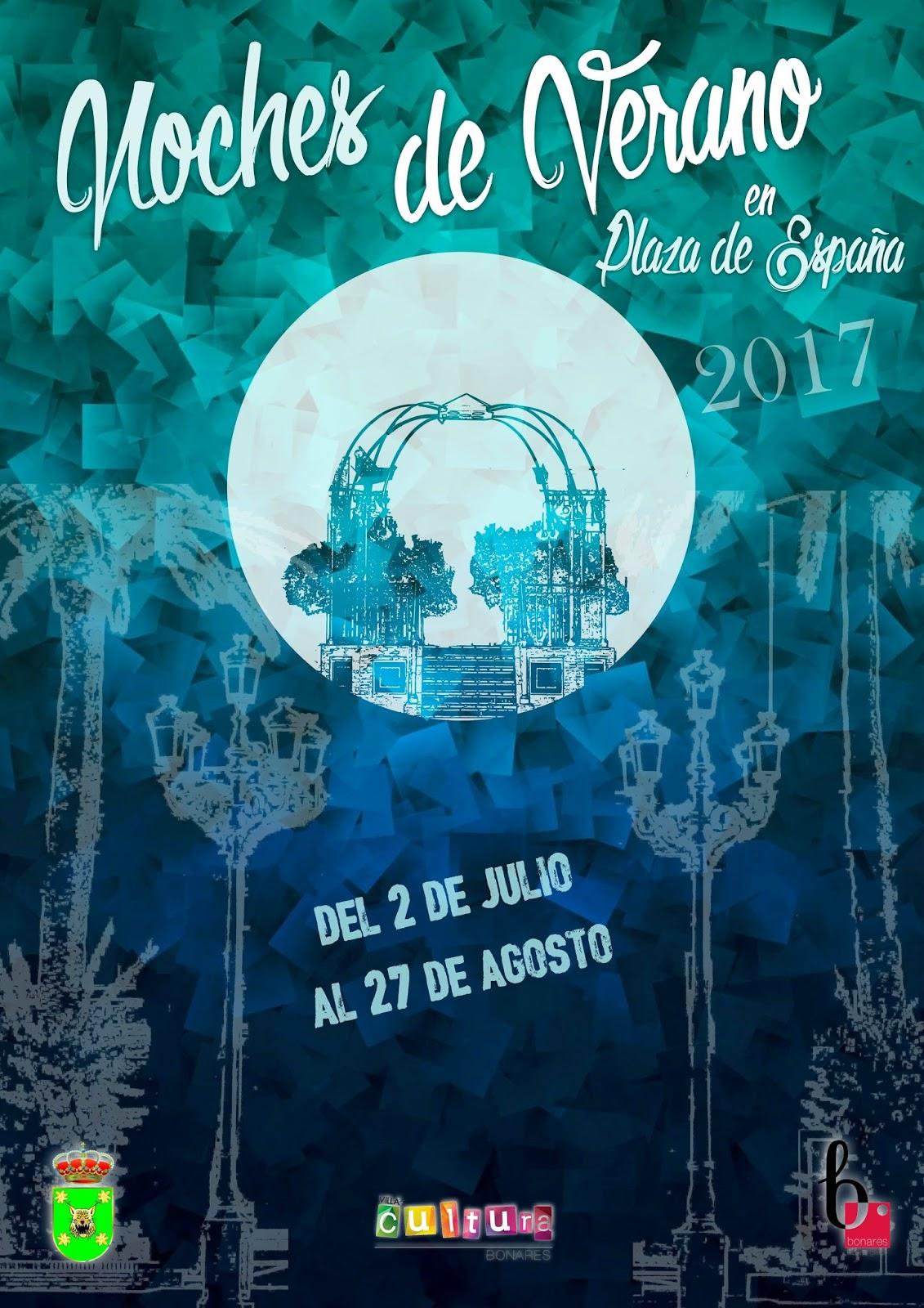 NOCHES DE VERANO 2017