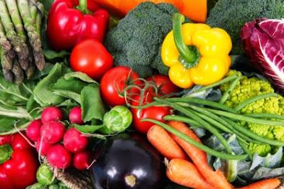 Θεραπευτικές ιδιότητες φρούτων και λαχανικών