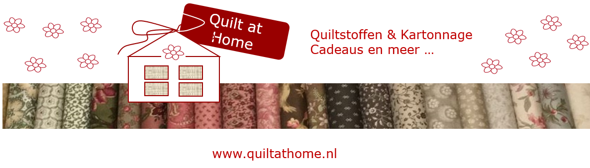 Quilt at Home