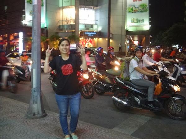Ho Chi Minh, Vietnam : Saigon Square