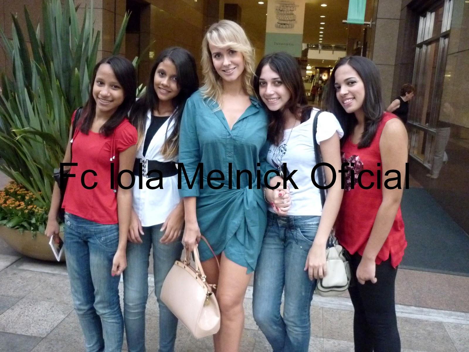 Oficial Lol Ticos Fotos Do Encontro Fc A Lola Melnick