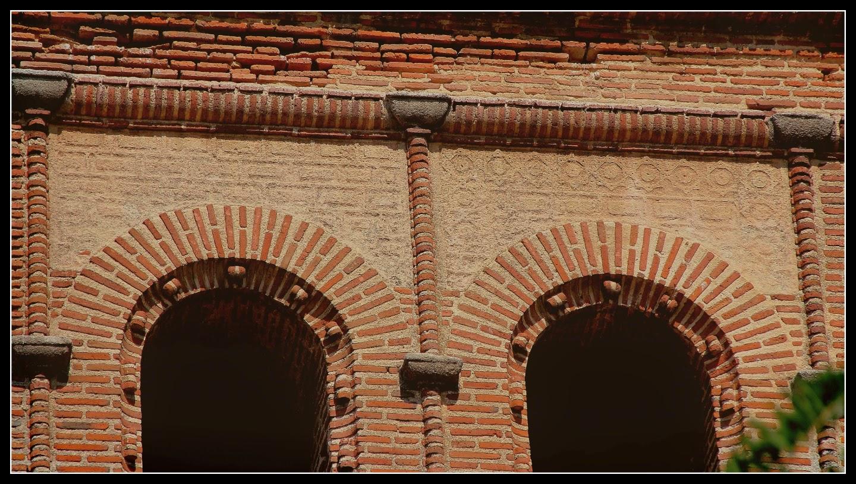 El maestro de obras xavier valderas arco de medio punto a for Arcos de ladrillo