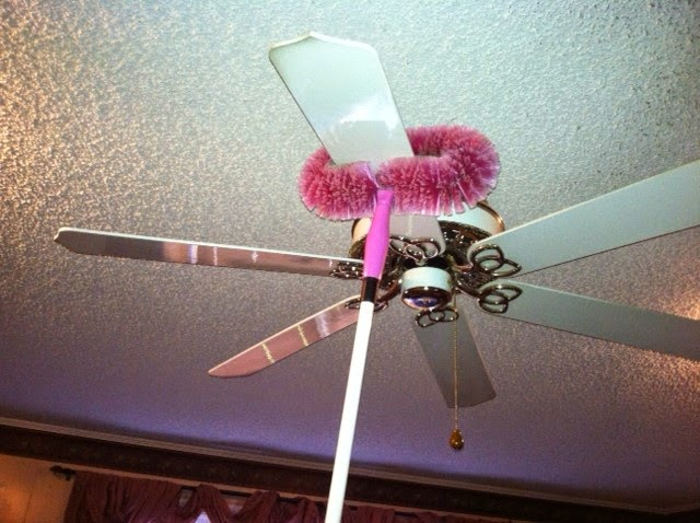 Ms nancys nook clean those fans do you have ceiling fans in your home i love mine they are great to keep you cool circulate the air and they help lower energy bills aloadofball